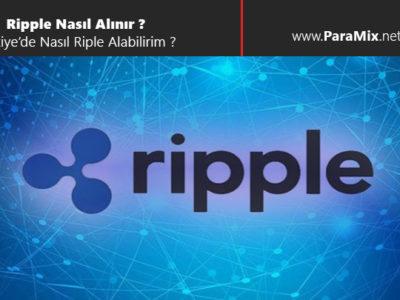ripple alma yolları