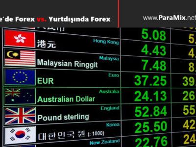 forex piyasaları yurtdışında nasıl