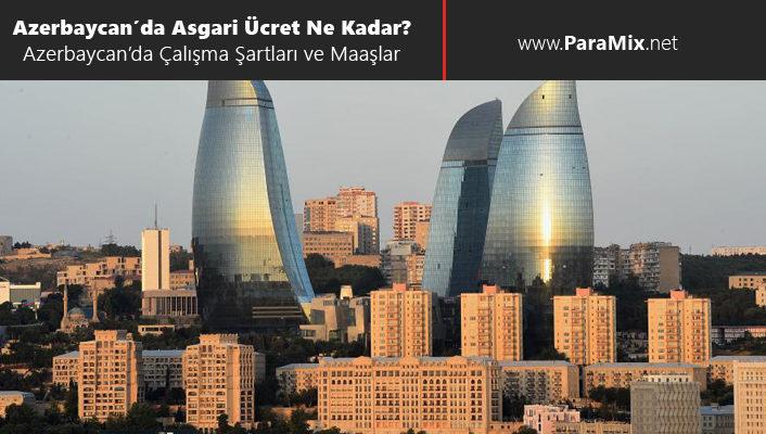 Azerbaycan'da asgari ücret