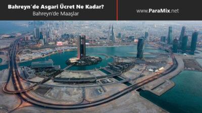 Bahreyn'de asgari ücret