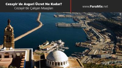 Cezayir'de asgari ücret