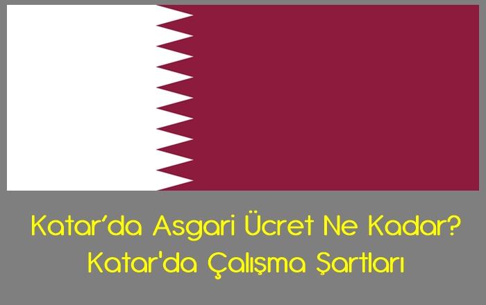 Katar'da çalışmak