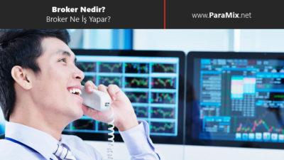 broker nedir