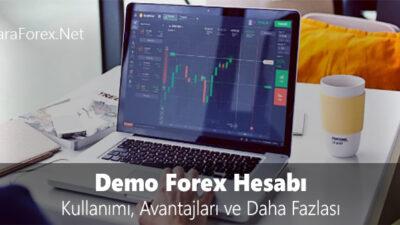 demo forex hesabı avantajları