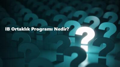 IB ortaklık programı nedir